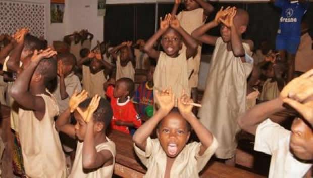 La rentrée-scolaire Crédit : www.lomeinfos.com